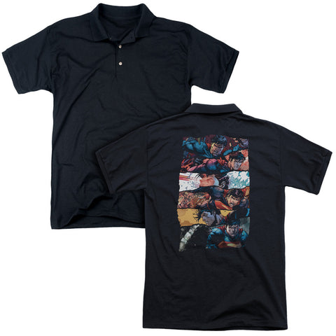 Torn Collage (Back Print) - The Nerd Cave