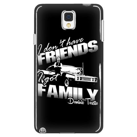 I Got Family Phone Case LIMITED EDITION - The Nerd Cave - 1