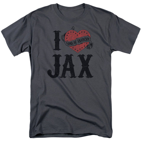 I Heart Jax - The Nerd Cave - 1
