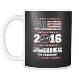 Chimingas For President LIMITED EDITION - The Nerd Cave - 2