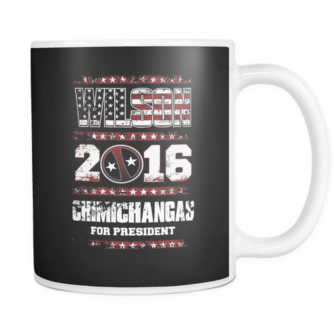 Chimingas For President LIMITED EDITION - The Nerd Cave - 1