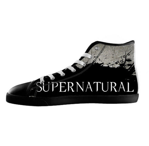 Supernatural Fans Shoes - The Nerd Cave