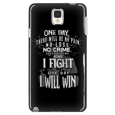 One Day I Will Win Phone Case LIMITED EDITION - The Nerd Cave - 1