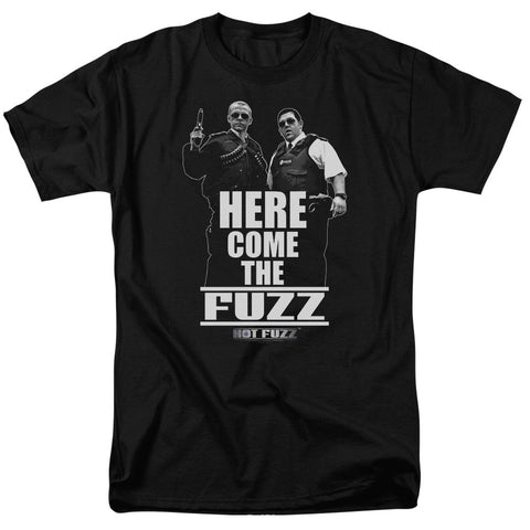 Here Come The Fuzz - The Nerd Cave - 1