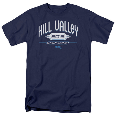 Hill Valley 2015 - The Nerd Cave - 1