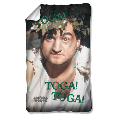 Toga Fleece Blanket - The Nerd Cave