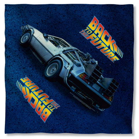 Delorean Bandana - The Nerd Cave