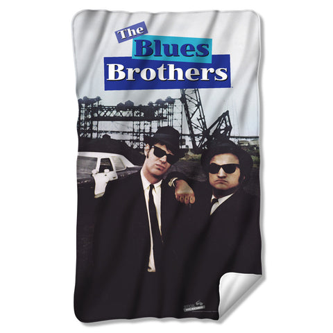 Poster Fleece Blanket - The Nerd Cave
