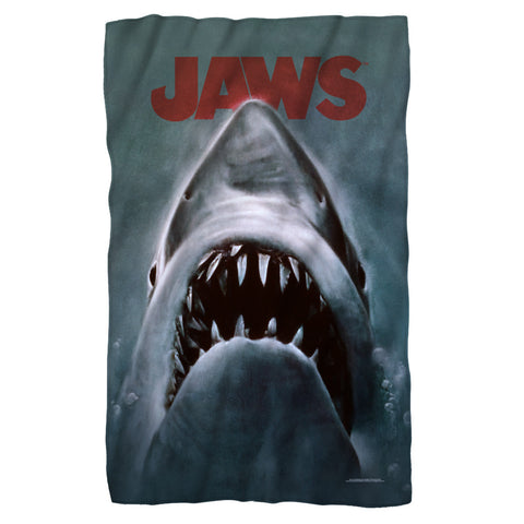 Shark Fleece Blanket - The Nerd Cave