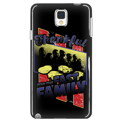 Thankful For Family Phone Case LIMITED EDITION - The Nerd Cave - 1