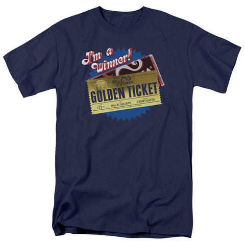 Golden Ticket - The Nerd Cave - 1