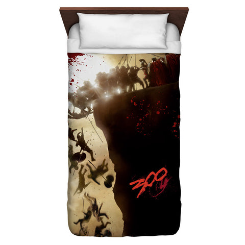 Cliff Duvet Cover - The Nerd Cave - 1