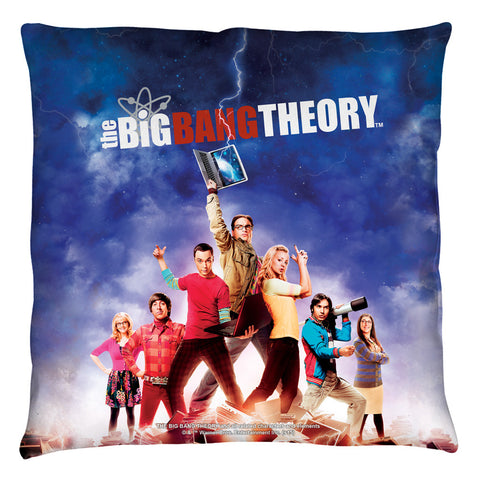Poster Template Pillow