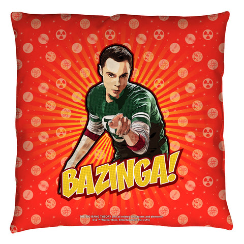 Bazinga Pillow