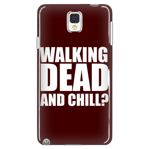 Dead And Chill Phone Case LIMITED EDITION - The Nerd Cave - 1