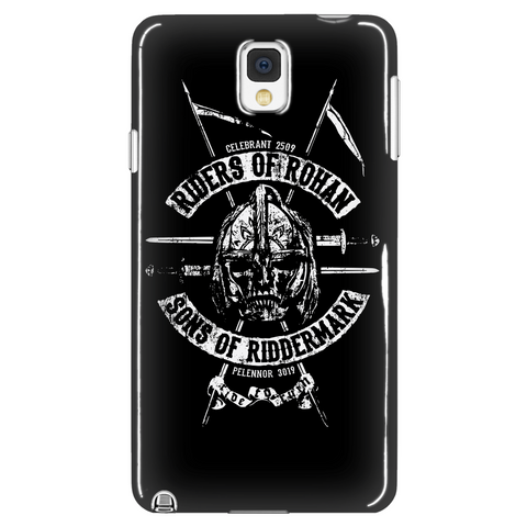 Riders Of Rohan Phone Case LIMITED EDITION - The Nerd Cave - 1