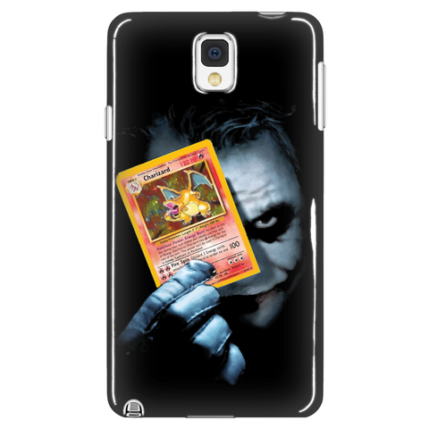 Joker Shows His Card Phone Case LIMITED EDITION - The Nerd Cave - 1