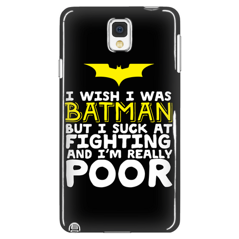 I Wish I Was B-Man Phone Case LIMITED EDITION - The Nerd Cave - 1
