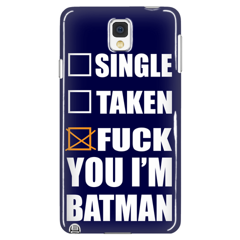 I'm B-Man Phone Case LIMITED EDITION - The Nerd Cave - 1
