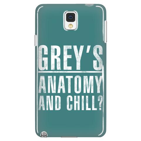 Anatomy And Chill Phone Case LIMITED EDITION - The Nerd Cave - 1