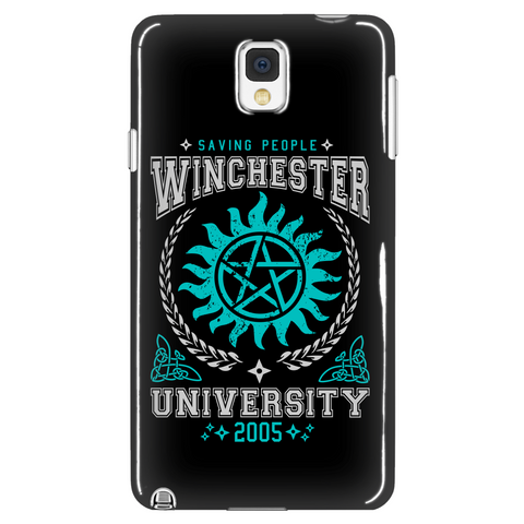 Winchester University Phone Case LIMITED EDITION - The Nerd Cave - 1