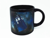 Tardis Changing mug - The Nerd Cave - 2