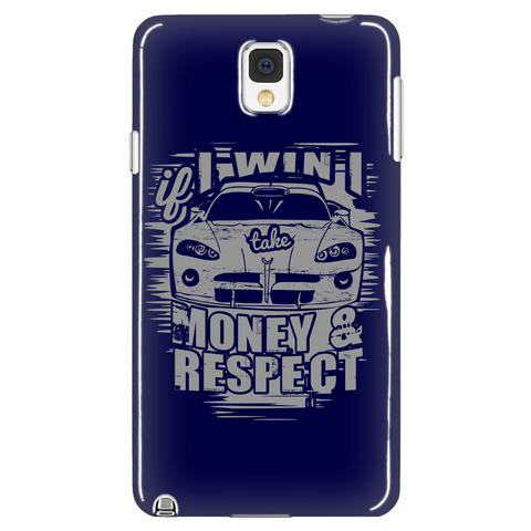 I Take Cash And Respect Phone Case LIMITED EDITION - The Nerd Cave - 1