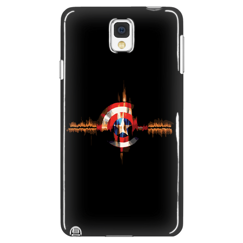 Captain Pulse Phone Case LIMITED EDITION - The Nerd Cave - 1