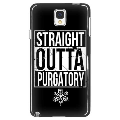 Straight Outta Purgatory Phone Case LIMITED EDITION - The Nerd Cave - 1