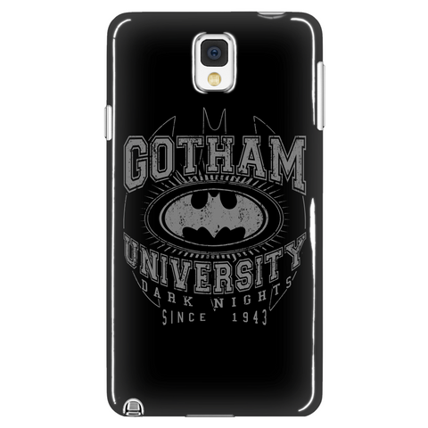 Gotham University Phone Case LIMITED EDITION - The Nerd Cave - 1