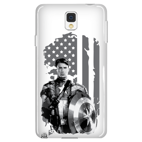 Captain's Flag Phone Case LIMITED EDITION - The Nerd Cave - 1