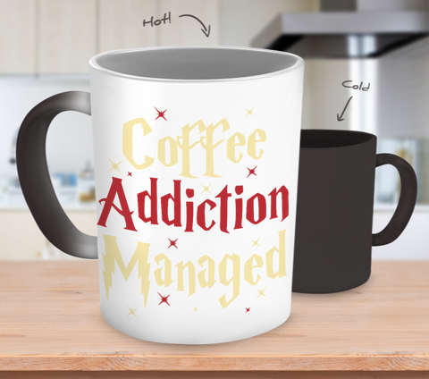 Coffee Addiction Managed LIMITED EDITION - The Nerd Cave - 1