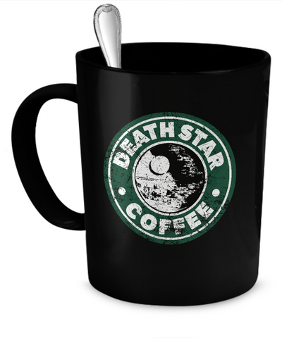 Death Star Coffee - The Nerd Cave - 1