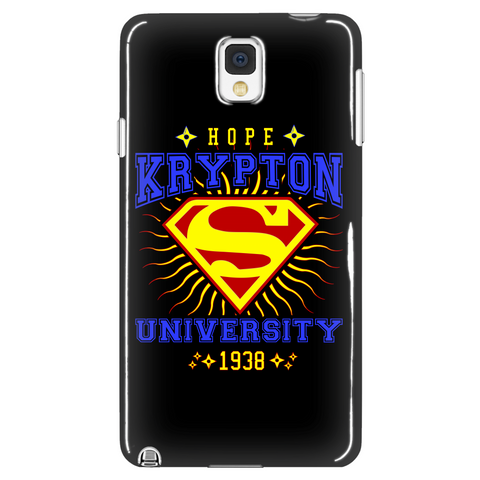 Krypton University Phone Case LIMITED EDITION - The Nerd Cave - 1