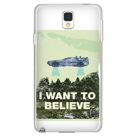 I Want To Believe Phone Case LIMITED EDITION - The Nerd Cave - 1