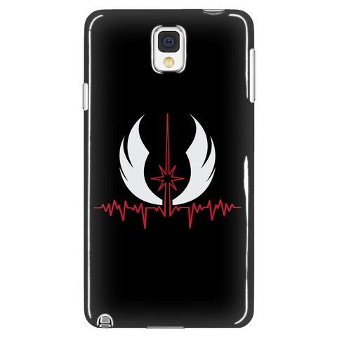 Jedi Pulse Phone Case LIMITED EDITION - The Nerd Cave - 1
