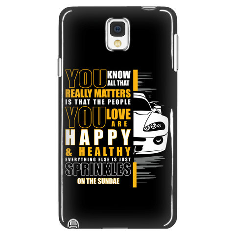 All That Matter Phone Case LIMITED EDITION - The Nerd Cave - 1