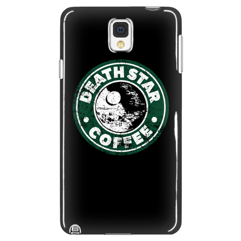 Death Star Coffee Phone Case LIMITED EDITION - The Nerd Cave - 1
