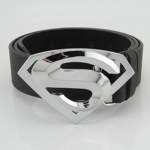 S-man Metal Belt Buckle - The Nerd Cave - 1