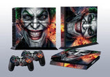 Jocker PlayStation 4 Skin - The Nerd Cave - 1