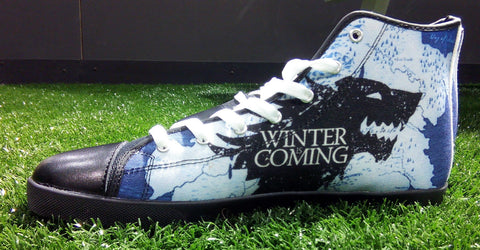 Game Of thrones Fans Shoes - The Nerd Cave - 1