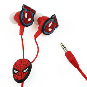 SpiderMan Headphones - The Nerd Cave - 1