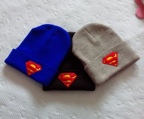 Superman Beanies - The Nerd Cave - 1