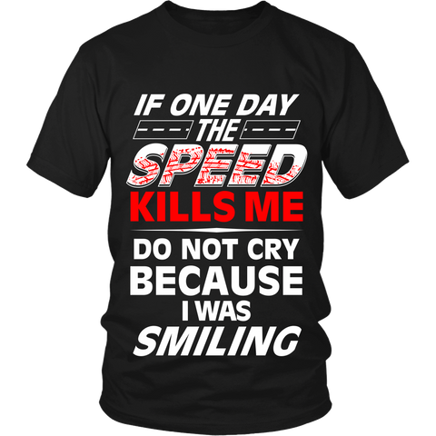 Speed Kills Me LIMITED EDITION - The Nerd Cave - 3
