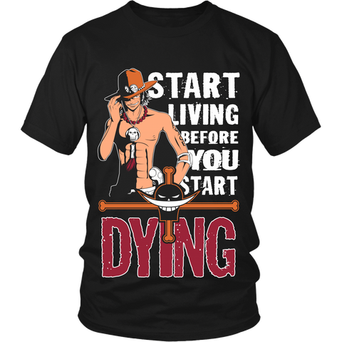Start Living Before You Start Dying LIMITED EDITION - The Nerd Cave - 3