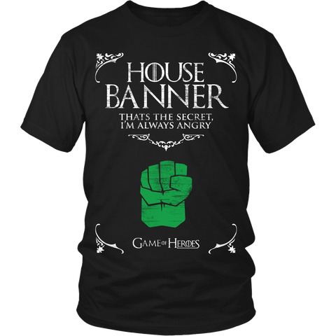 House Banner LIMITED EDITION - The Nerd Cave - 1