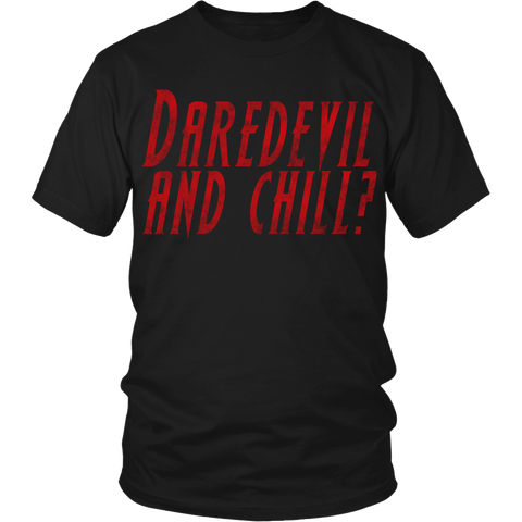 Daredvil And Chill LIMITED EDITION - The Nerd Cave - 1