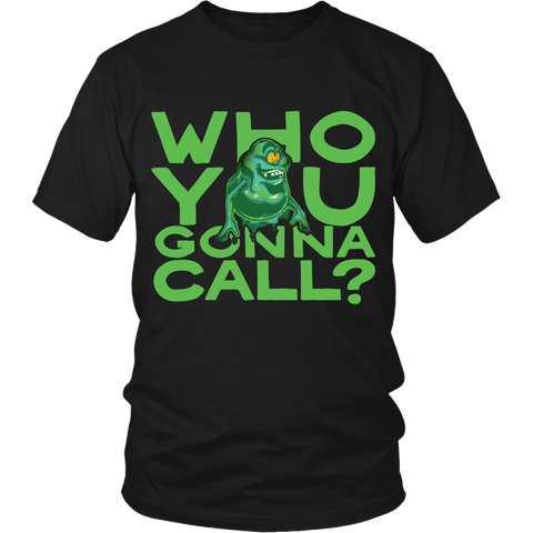 Who You Gonna Call LIMITED EDITION - The Nerd Cave - 1