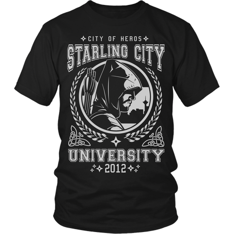 Starling City University LIMITED EDITION - The Nerd Cave - 1