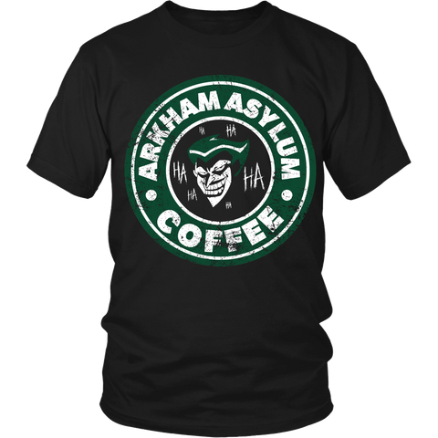 Arkham Asylum Coffee LIMITED EDITION - The Nerd Cave - 1